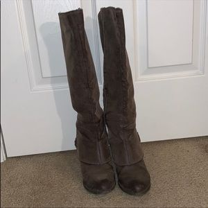Fergalicious Brown Boots